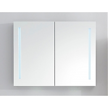 Зеркало-шкаф BelBagno SPC-2A-DL-BL-900